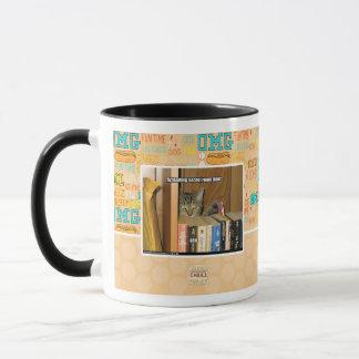 Activating Secret Room Door Mug