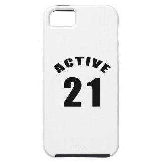 Active 21 Birthday iPhone 5 Cases