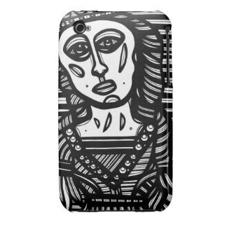 Active Angelic Knowledgeable Quality iPhone 3 Case-Mate Cases