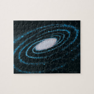 Active Galaxies Jigsaw Puzzle