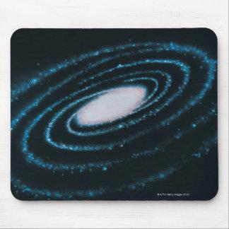 Active Galaxies Mouse Mat