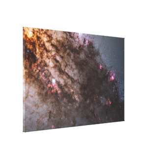 Active Galaxy Centaurus A Canvas Prints