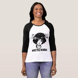 Active Minds Deep Thoughts T-Shirt