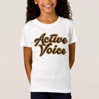 Active Voice T-Shirt