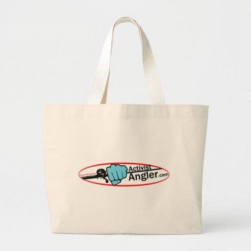 Activist Angler Canvas Bag