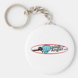 Activist Angler Keychains