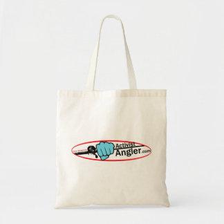 Activist Angler Budget Tote Bag