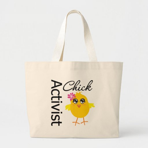 Activist Chick Bags