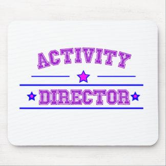 Activity Director Design Mouse Mat