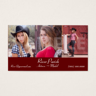 Actor business cards business card printing zazzle uk actor model headshot business cards colourmoves Choice Image