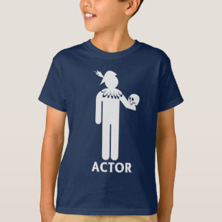 Actor T Shirts