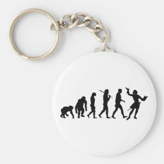 Actors acting theater performing arts gear key ring