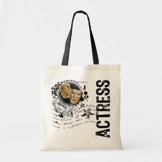 Actress Alchemy of Acting Tote Bags