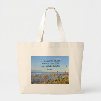 Acts 4:12 Neither is there salvation in any other. Tote Bag