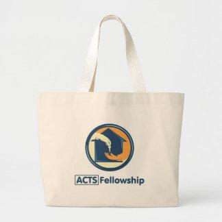 ACTS-Fellowship Jumbo Tote Bag
