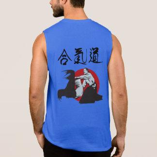 ACTT - Sleeveless T-shirt