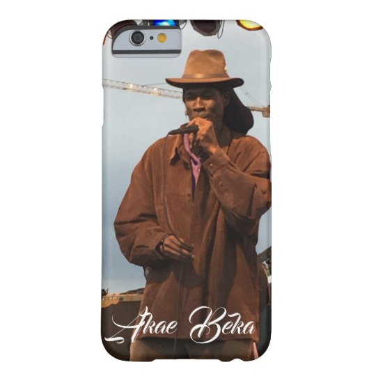 Actual Photo Of Akae Beka Barely There iPhone 6 Case