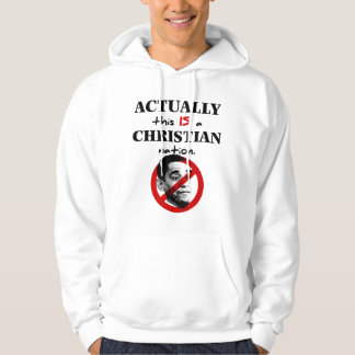 Actually This Is A Christian Nation Sweatshirts