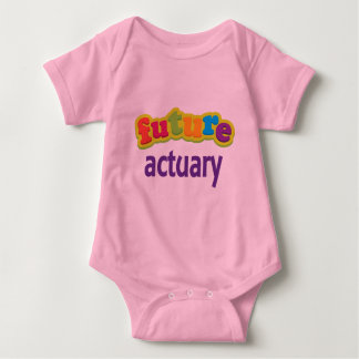 Actuary (Future) For Child Baby Bodysuit