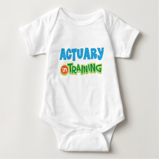Actuary in Training Kids Shirt