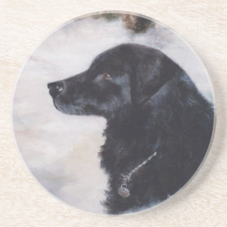 Actune Dog Portrait Coaster