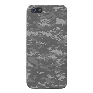 ACU Digital Camo iPhone 5/5S Case