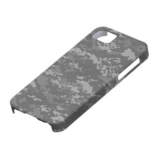 ACU Digital Camouflage iPhone 5/5S Case
