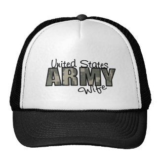 ACU Proud Army Wife Mesh Hat