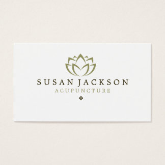 Acupuncture Business Card