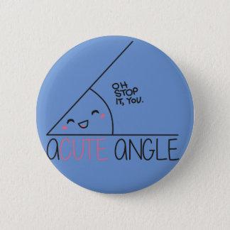 Acute Angle Button