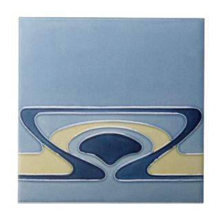 AD001 Art Deco Reproduction Ceramic Tile