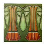 AD028 Art Deco Reproduction Ceramic Tile