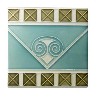 AD031 Art Deco Reproduction Ceramic Tile