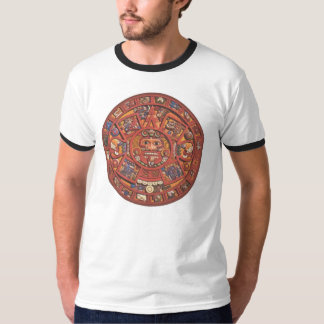 AD2012 Maya Calendar T-Shirt