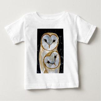 ad2barnowl10x15.jpg baby T-Shirt