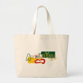 Ad dLo Yada Jumbo Tote Bag