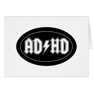 AD/HD CARD