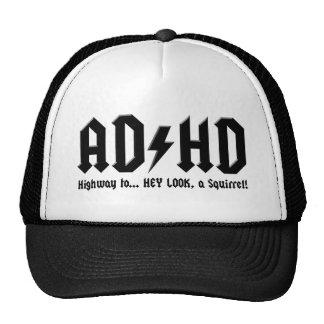 AD HD TRUCKER HATS