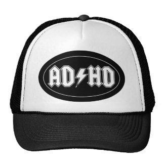 AD HD MESH HAT