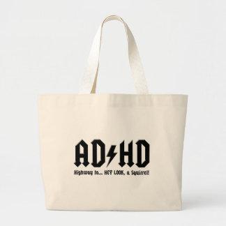 AD/HD JUMBO TOTE BAG