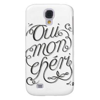 AD Oui Mon Cheri Galaxy S4 Case