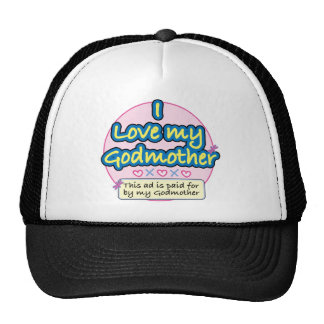 Ad paid for by my Godmother pk Mesh Hat