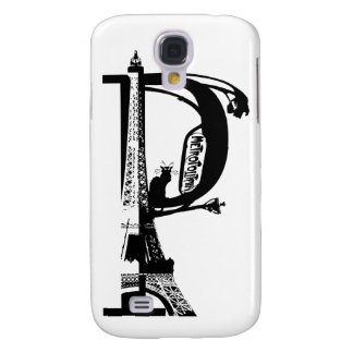AD Paris Noir Galaxy S4 Case