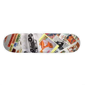 Ad s Ad s and more Ad s Skateboard Deck