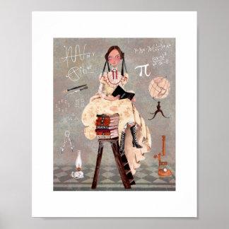 Ada Lovelace   Graduation   Poster