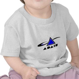 ADAIR Co. Band logo Tees