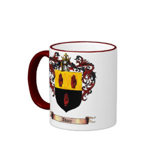 Adair Shield of Arms Coffee Mug