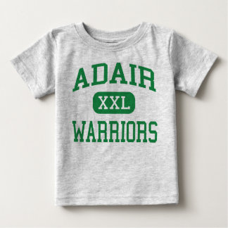 Adair - Warriors - High School - Adair Oklahoma Tee Shirt
