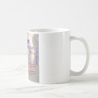 Adam Acrostic Coffee Mug