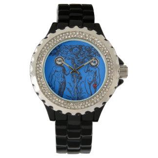 Adam and Eve 4 Wristwatch